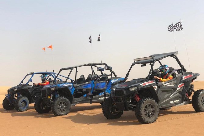 Buggy Desert Adventure Tour with Free Pick n Drop photo 1