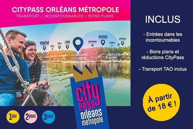 Orléans Métropole CityPass