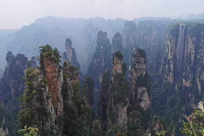 Private Day Tour: Discover Zhangjiajie National Forest Park-Avatar Mountain