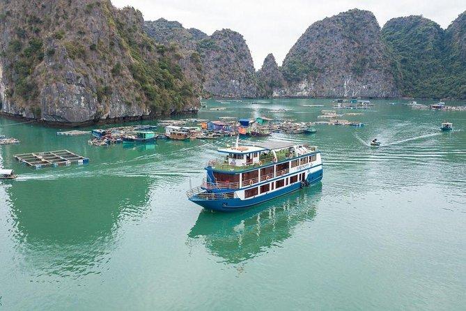 Ha Long Bay - Lan Ha Bay 3 Days 2 Nights Tour - HARMONY BOUTIQUE Cruise