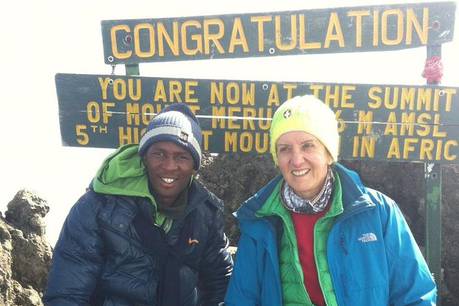 Mt Meru Trekking, 4 Days 3 Nights photo 6