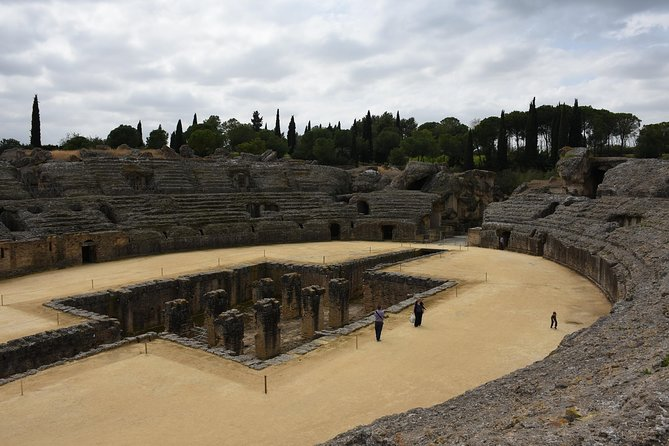 Italica Roman City Tour from Seville and Game of Thrones