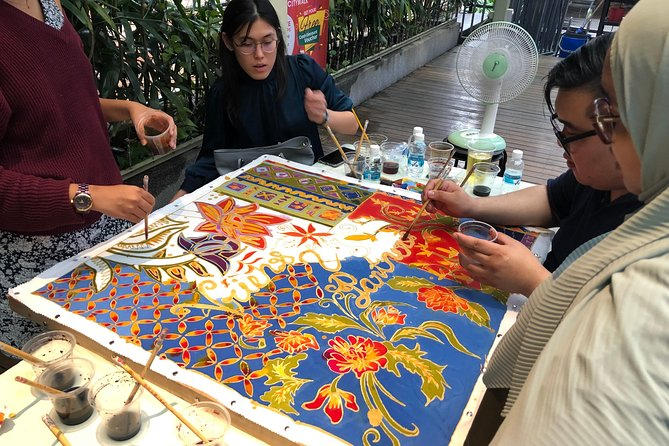 Textiles Batik Canting Workshop
