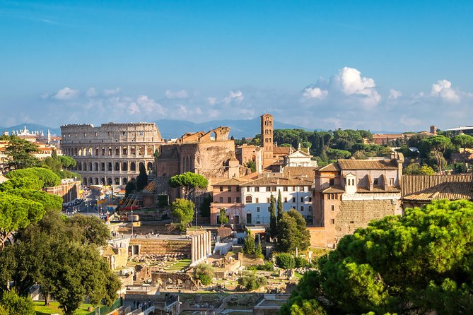 12 People Guided Tour: Best of Rome In 2 Days