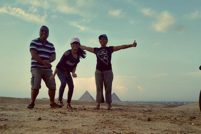 Enjoy 3-Days in the beautiful City of Cairo