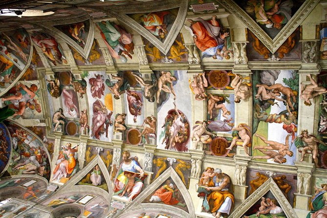 Express Access to Sistine Chapel Tour MAX 6 PEOPLE | with Private Option