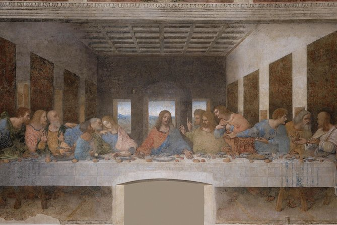Milan: Last Supper 1-Hour Skip-the-Line Guided Tour