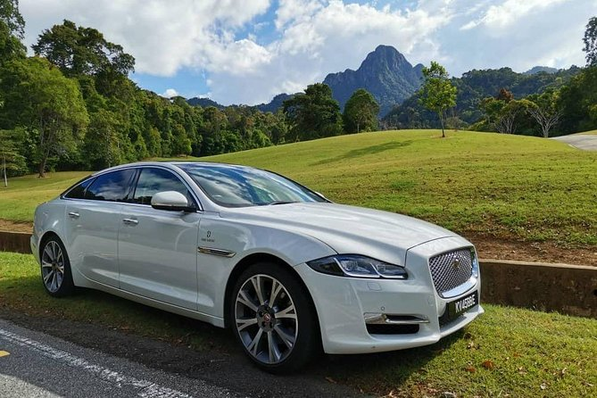 Langkawi Private Day Tour - Jaguar XJL Car
