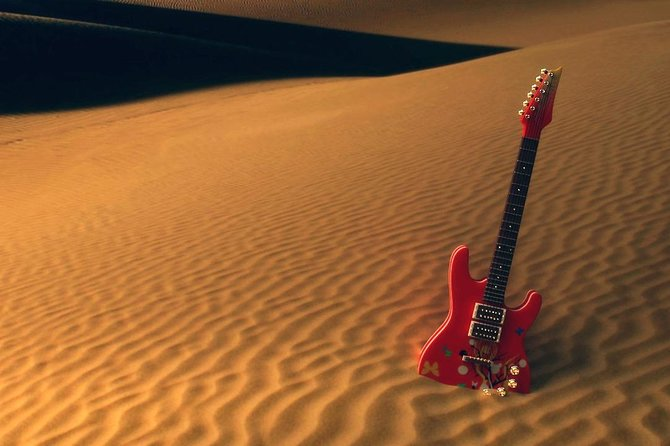 Skip the Line: Guitar Meeting with Gnaoua Musicians in Merzouga Desert Ticket photo 4