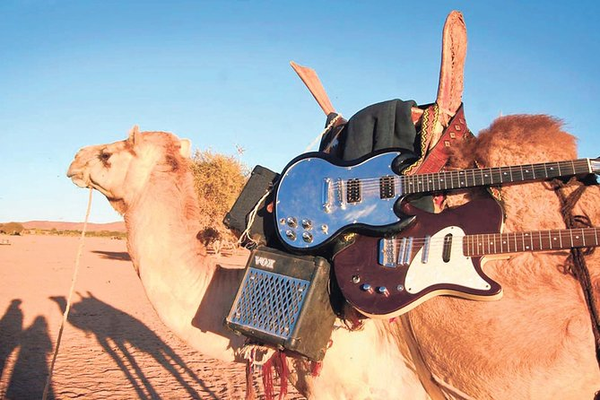 Skip the Line: Guitar Meeting with Gnaoua Musicians in Merzouga Desert Ticket photo 1