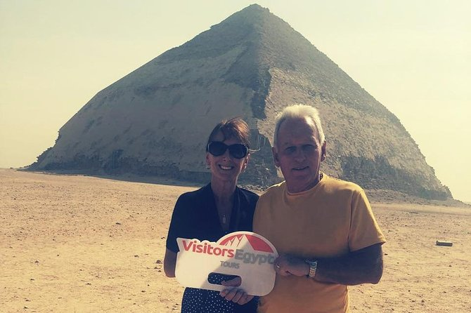 Private Tour to Giza Pyramids & Sphinx