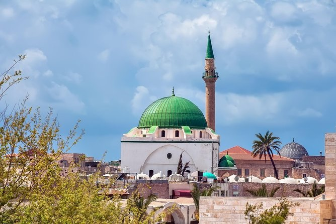 Caesarea, Haifa and Acre Private Tour from Tel Aviv