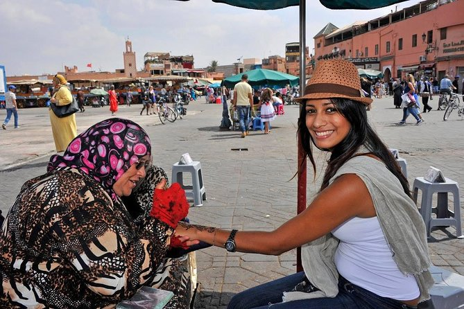 1/2 Day Guided City Excursion in Medina of Marrakech
