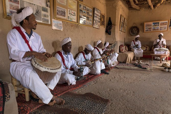 Skip the Line: Guitar Meeting with Gnaoua Musicians in Merzouga Desert Ticket photo 10