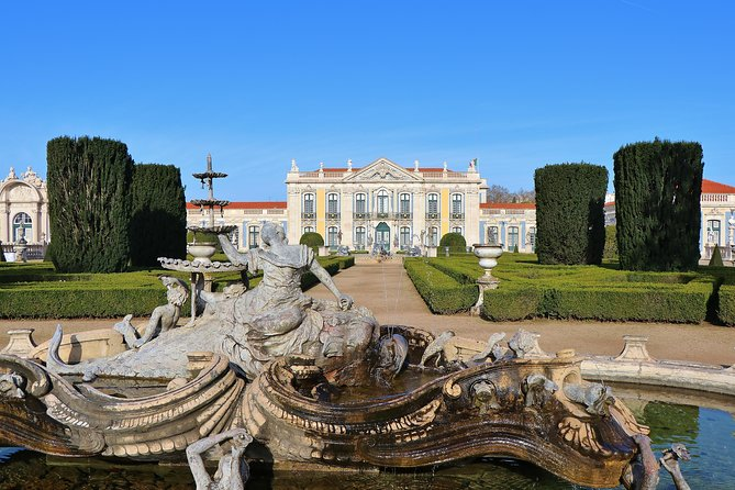 Queluz and Ajuda Palaces Private Tour, Lisbon´s forgotten history.