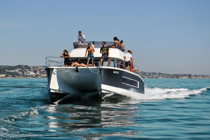 Motor catamaran up to 18 people in Lisbon photo 12