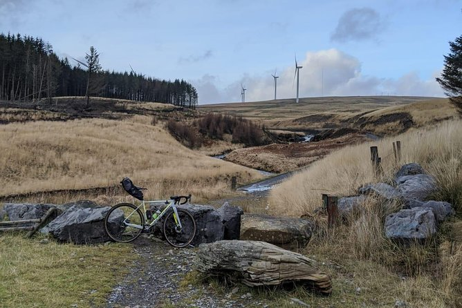 Gravel Bike Hire & Guided Ride of South Wales