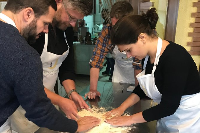 Cooking lesson in amalfi coast