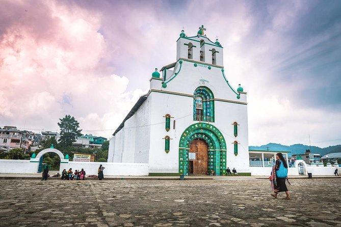 Tour to San Juan Chamula and Zinacantan (Indigenous Peoples)