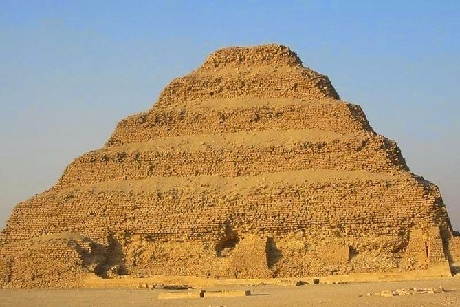 Private tour to Dahshour, Sakkara, Memphis and local lunch photo 4