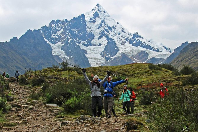 Salkantay Trek to Machu Picchu 4 Days (Return by Train) photo 10