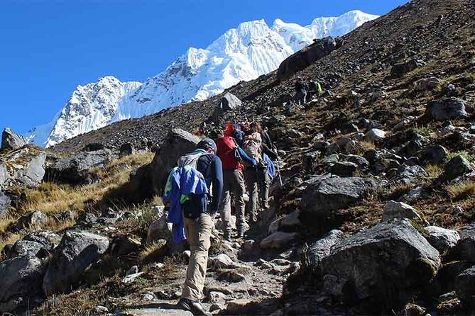 Salkantay Trek to Machu Picchu 4 Days (Return by Train) photo 7