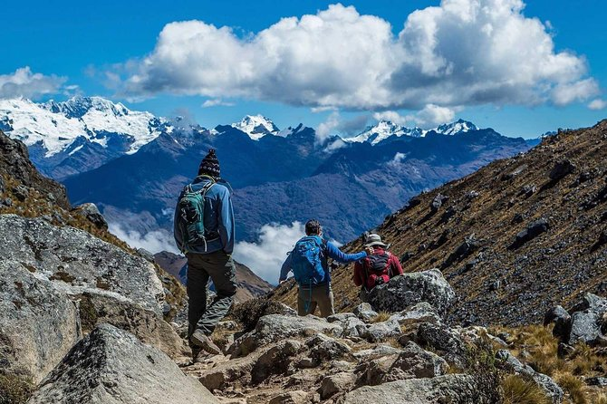 Salkantay Trek to Machu Picchu 4 Days (Return by Train) photo 4