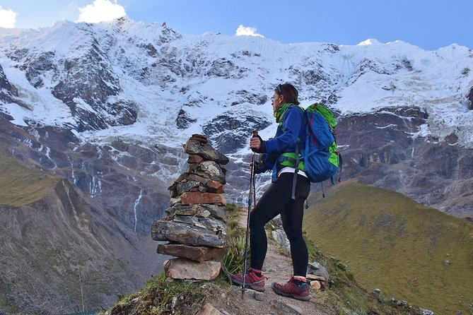 Salkantay Trek to Machu Picchu 4 Days (Return by Car)