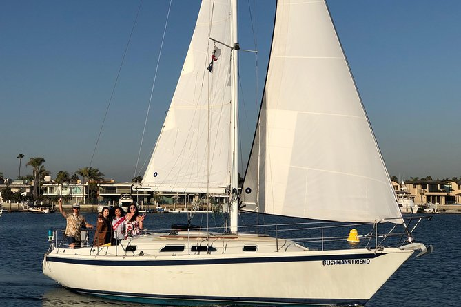 Long Beach Sailing Charter and Tour