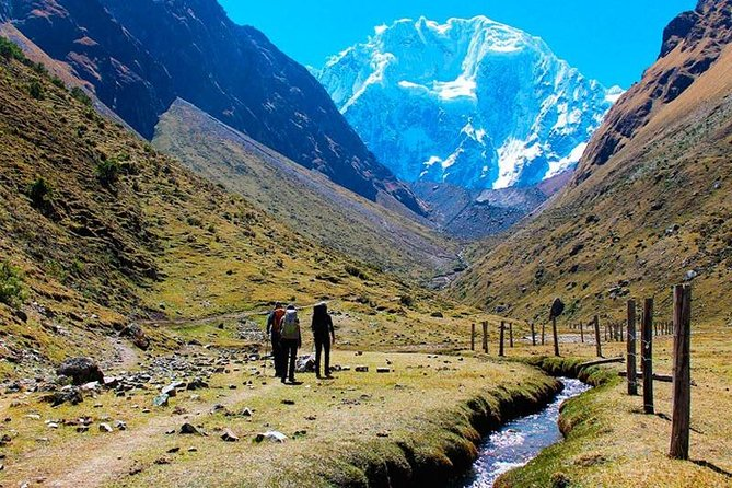 Salkantay Trek to Machu Picchu 4 Days (Return by Train) photo 1