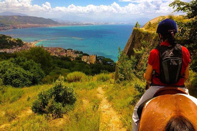 Horseback Riding in Costa Amalfitana, Italy