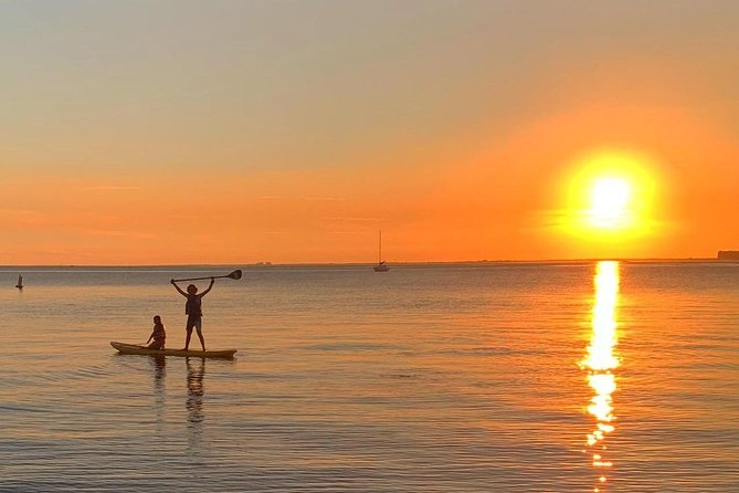 Stand Up Paddling x 2 in Miami