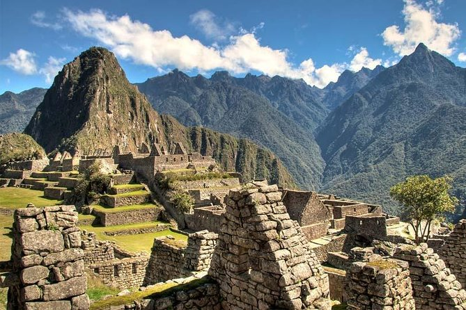 Sacred Valley connection to Machu Picchu(2 Days)