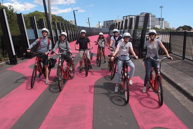 The Inside Loop: um passeio de bicicleta elétrica pelos bairros mais legais de Auckland