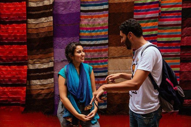 Highlights and Secret of Marrakech Walking Tour