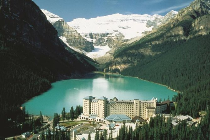 Fairmont 5D Tour-Banff, Jasper&Yoho National Park from Calgary(Airport transfer)