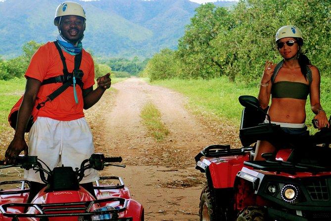 Belize ATV Jungle Tour