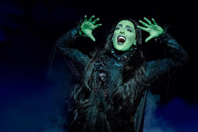 Wicked on Broadway Ticket photo 4