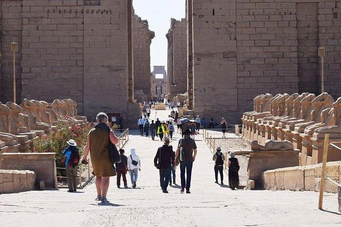 2-Nights-1-Day Tour to Luxor from Cairo by Sleeper Train