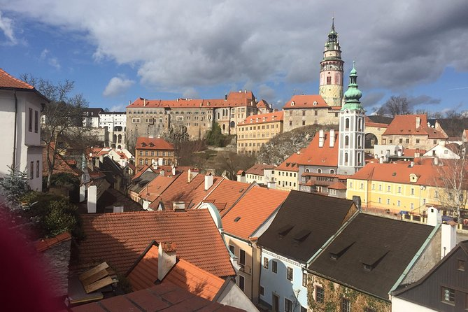 Private walking tour to the Cesky Krumlov Old Town and Castle Grounds 4 hours