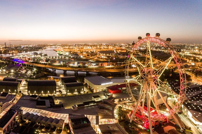 Melbourne Star - Sights and Lights Ticket