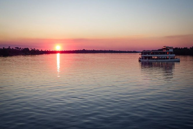 Zambezi Sunset Cruise & Boma Dinner