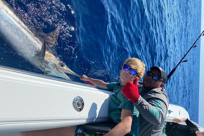 Private Deep Sea Fishing Charter (8 Hour)