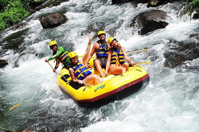 6 Days Bali Adventure Tour: Buggies, Classic VW, Rainforest Trekking & Rafting