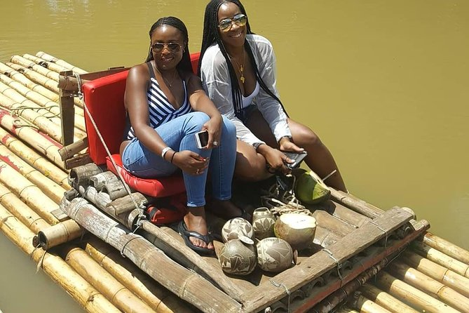 Martha Brae Rafting Tour from Montego Bay Port/Hotels photo 1