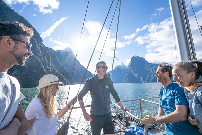 Milford Sound Cruise from Queenstown or Te Anau