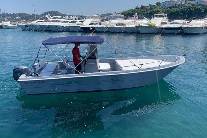 Boat excursion Conero 6,6m