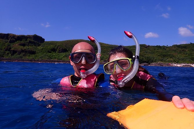 Kenting Taiwan Diving-Snorkeling Experience