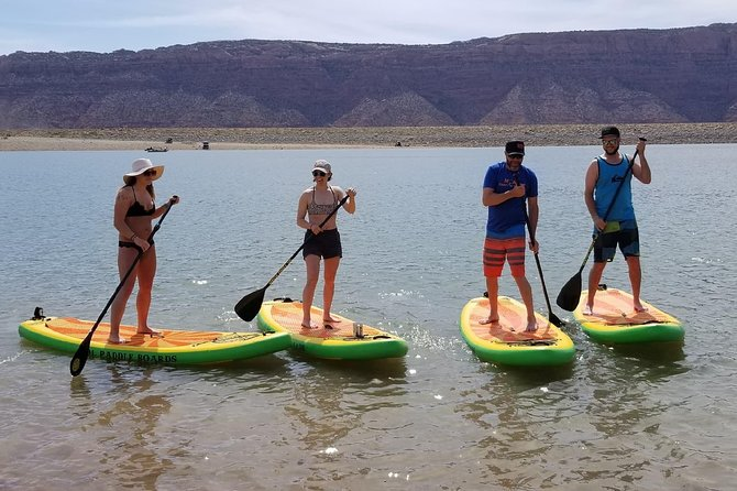 Moab Stand Up Paddle Board Rental