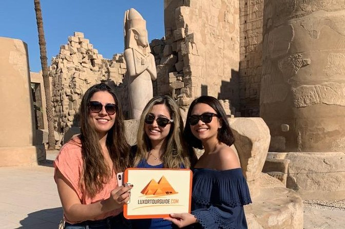 Private Two Days Tour of Luxor West and East banks